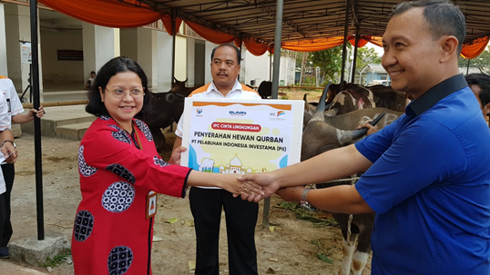 PII Sacrificial Animal Aid for Hari Raya Qurban 1439 H / 22 August 2018