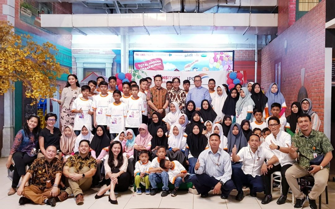 Corporate Social Responsibility Program: Santunan Anak Yatim