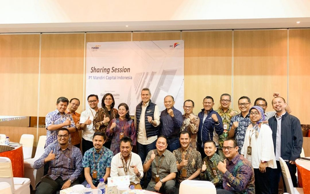 Sharing Session Bersama PT Mandiri Capital Indonesia
